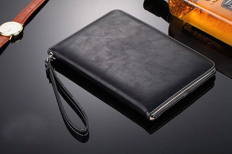 iPad 2/3/4 Classic Wallet Case Cover